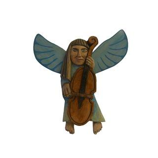 Anjel s basou